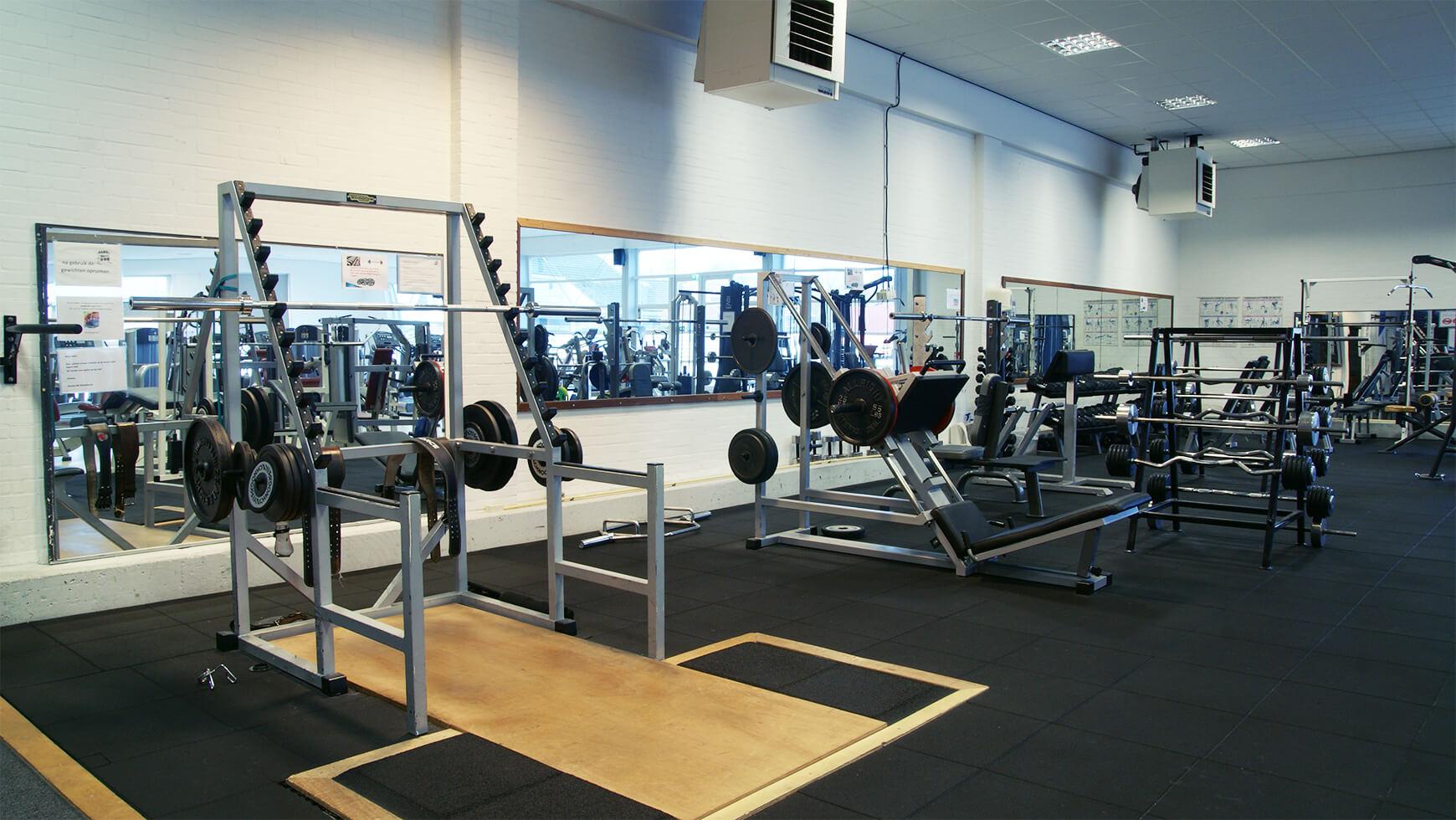 Krachthonk Sportcentrum Bfit